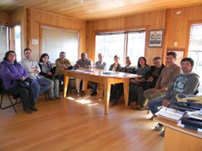Comunidades indígenas apoyan PECH - 10/01/2014